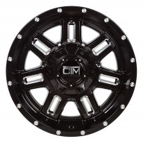 17 Inch Commander Wheel And Tyre Package