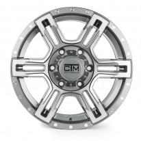 16 Inch Viking Gunmetal Wheel And Tyre Package