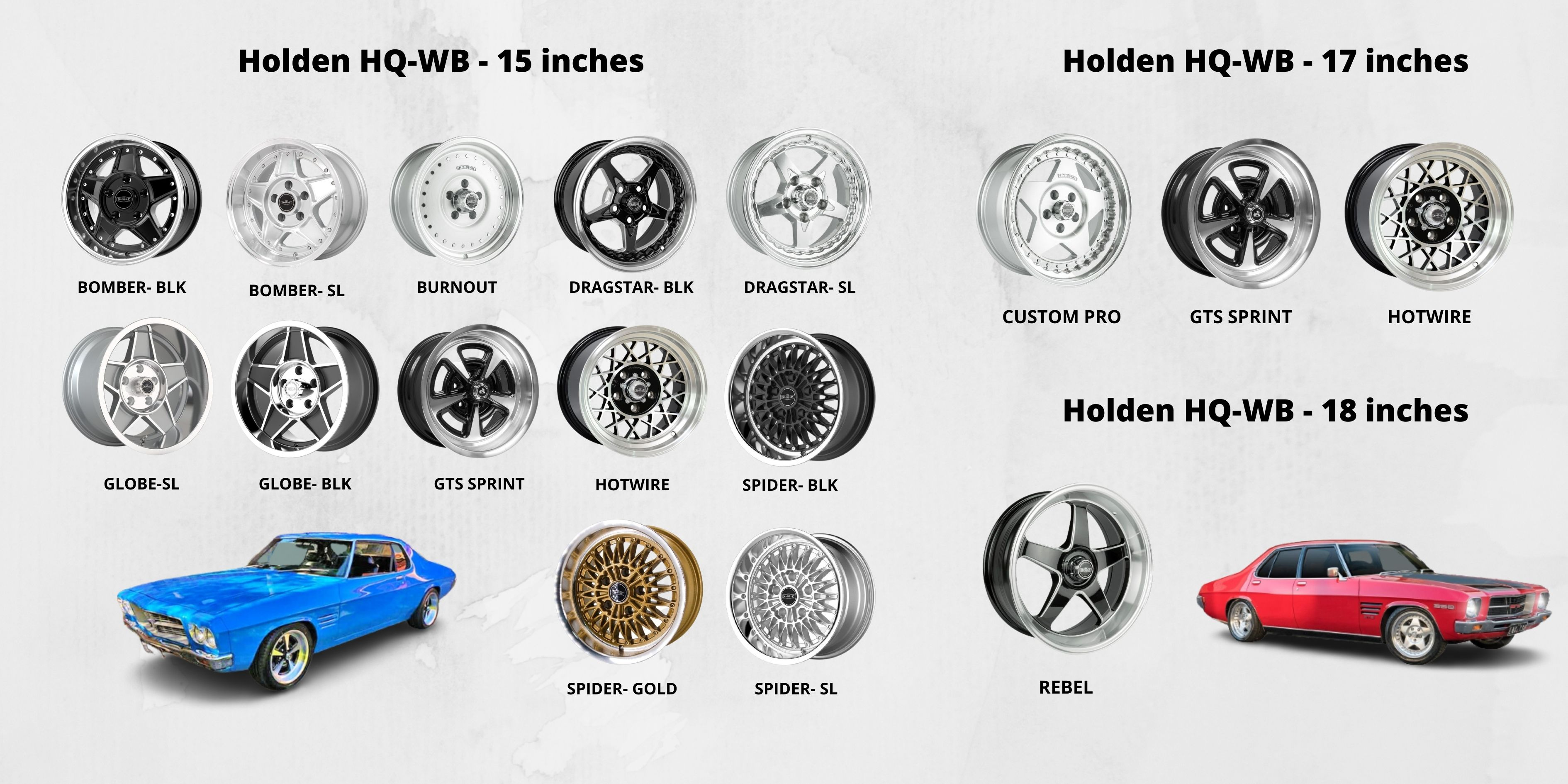 Holden HQ-WB
