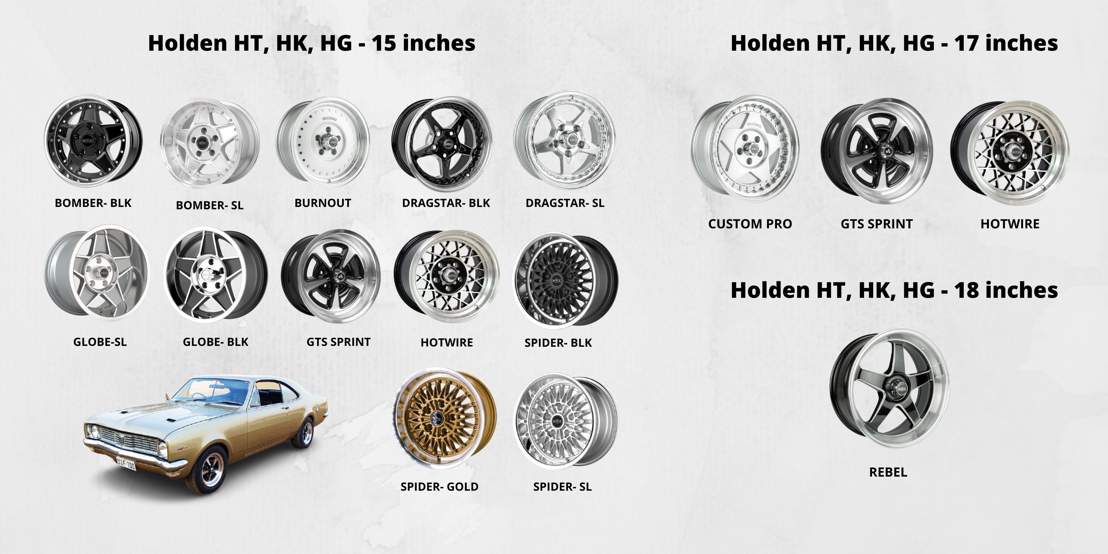 Holden HT-HK-HG