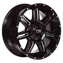 20 Inch Commander Wheel And Tyre Package