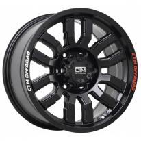 17 Inch CTM Off-Road Conquer Wheel And Tyre Package