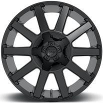 FUEL CONTRA D437 MATTE BLACK