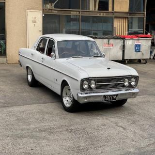 Ford Falcon  Muscle 000