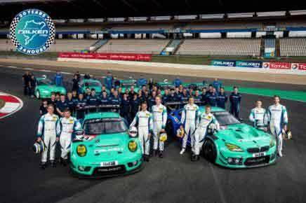 FALKEN CELEBRATES 20 YEARS AT THE NÜRBURGRING